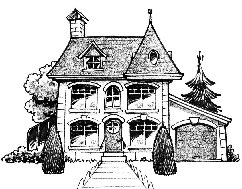 Les taxes d'une maison neuve